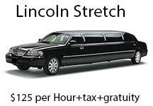 12 pas Lincoln Stretch